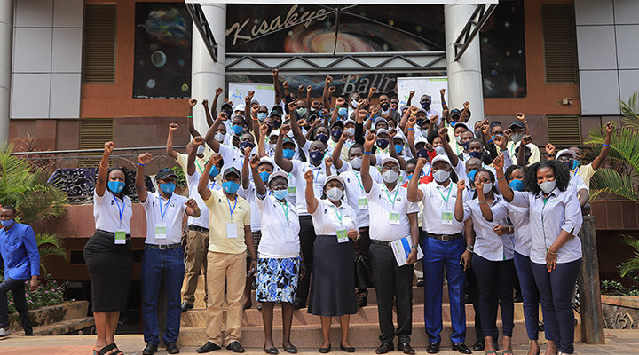 National Coalition of Human Rights Defenders-Uganda Annual General Assembly-2020