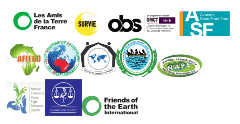 Joint Statement - 17 September 2020 Abusive arrests in Uganda : NGOs call for the immediate release of journalists and environmental rights defenders